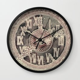 Klok Noir Wall Clock
