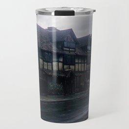 England Art Print * Vintage Photo * 1950's * Shakespeare * Home * Kodachrome * European * Color Travel Mug