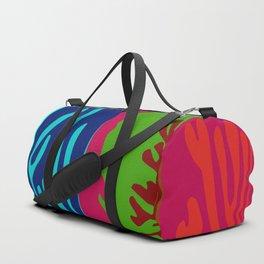 Matisse Collage Duffle Bag