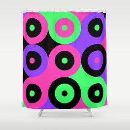 Boink Balls Shower Curtain