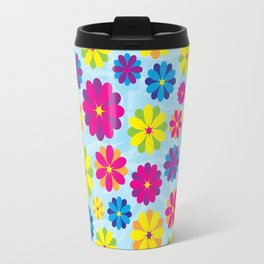 Flowers_101 Travel Mug
