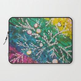 Leaves on the World Tree: Brahui Juniper Laptop Sleeve