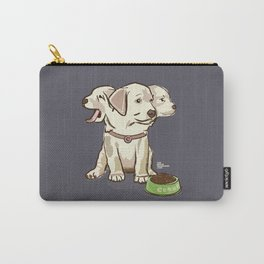 Cerberus Puppy Carry-All Pouch