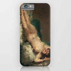 Pixelated Maja desnuda Slim Case iPhone 6s