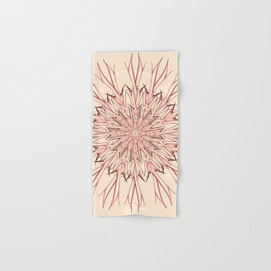 Mandala pastel  Hand & Bath Towel