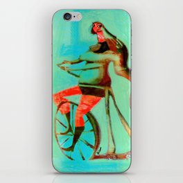 BUNNY HOP iPhone Skin
