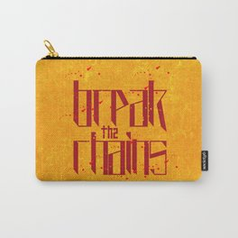 Break the chains 2 Carry-All Pouch