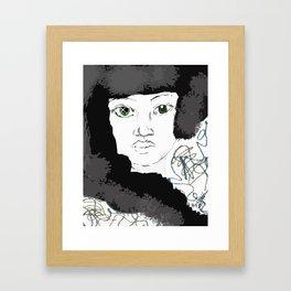 LO Framed Art Print