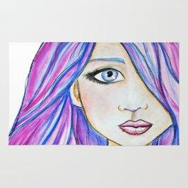 Color Girl Rug