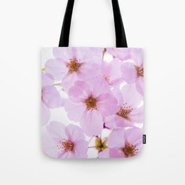 Cherry Blossom Flowers at Yoyogi Park in Tokyo Japan Tote Bag