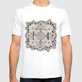 Leukomelanophobia (04) T-shirt