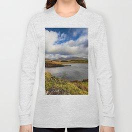 Llyn y Dywarchen Snowdonia Long Sleeve T-shirt