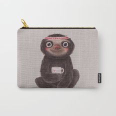 Sloth I♥yoga Carry-All Pouch