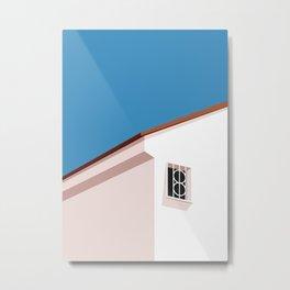 SUMMER HOUSE 1 Metal Print