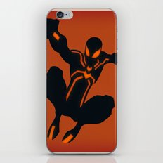 Peter's Stealth Suit (Spiderman) iPhone & iPod Skin