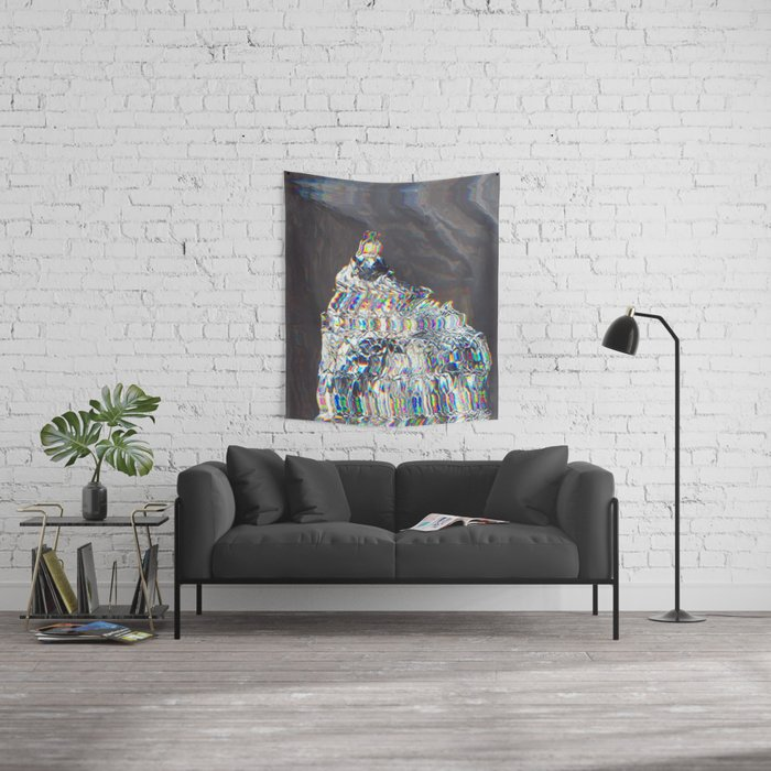 Galvanize Wall Tapestry