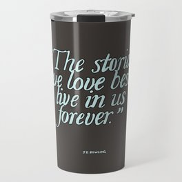 Harry Potter Quote #2 Travel Mug