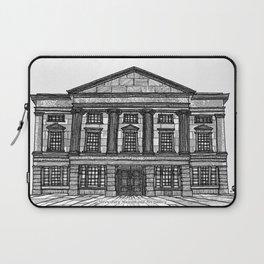 Shrewsbury Museum and Art Gallery, Black and White Laptop Sleeve