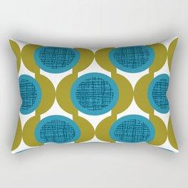 Rosenthal Green Rectangular Pillow