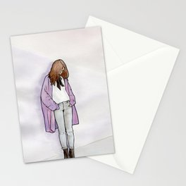 Cozy Cardigan Stationery Cards