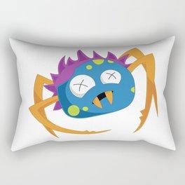 The Crazy Spider Rectangular Pillow