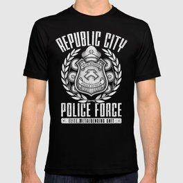 Metal in Enduring T-shirt