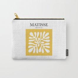 Matisse - Papier Découpé (Yellow) Carry-All Pouch