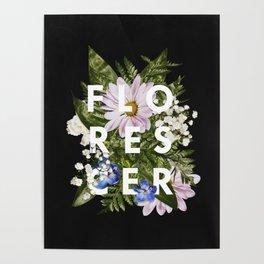 Florescer Poster