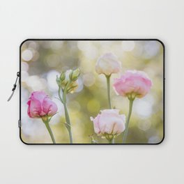 Rose Bokeh Laptop Sleeve