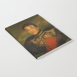 Sylvester Stallone - replaceface Notebook