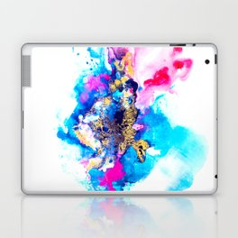 Burst Abstract Artwork Laptop & iPad Skin