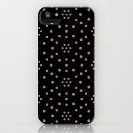Sequences iPhone Case