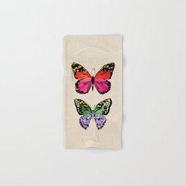 Butterflies Hand & Bath Towel