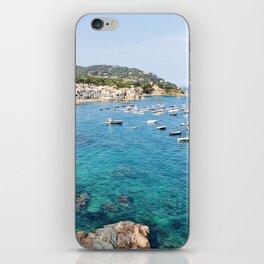 Costa Brava Spain iPhone Skin