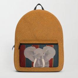 Acrylic Elephant Backpack