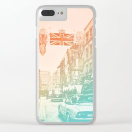 Carnaby Street, London Clear iPhone Case