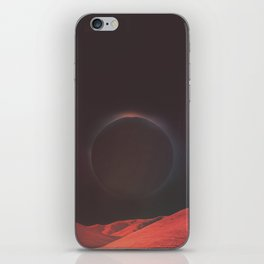 The Silence Was Deafening  iPhone Skin
