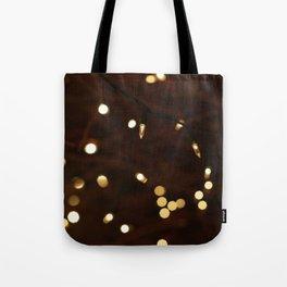 Fairy Lights Tote Bag