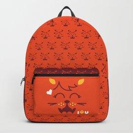 UNDO | ILU Pet Lover series[ nena ] Backpack