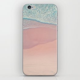 Flamingo milk iPhone Skin