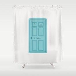 Dumbledore / Dumbledoor Shower Curtain