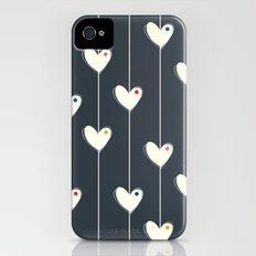 Heart  iPhone (4, 4s) Slim Case