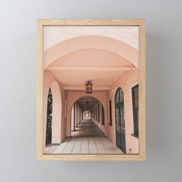 Archways for Days Framed Mini Art Print