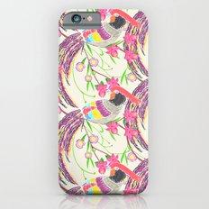 Paper Cut Birds [light] Slim Case iPhone 6s
