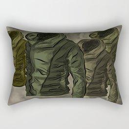 Hoodies Rectangular Pillow