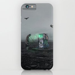 Recharge Your Mind iPhone Case