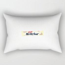 Milky Rectangular Pillow