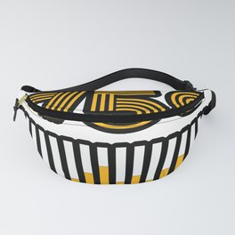Pittsburgh Since 1758 Vintage Art Print Fanny Pack