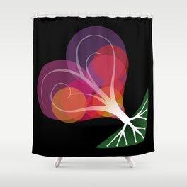 Tree of Love II Shower Curtain