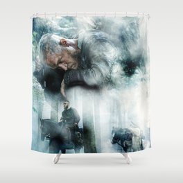 I'm Changed now Shower Curtain